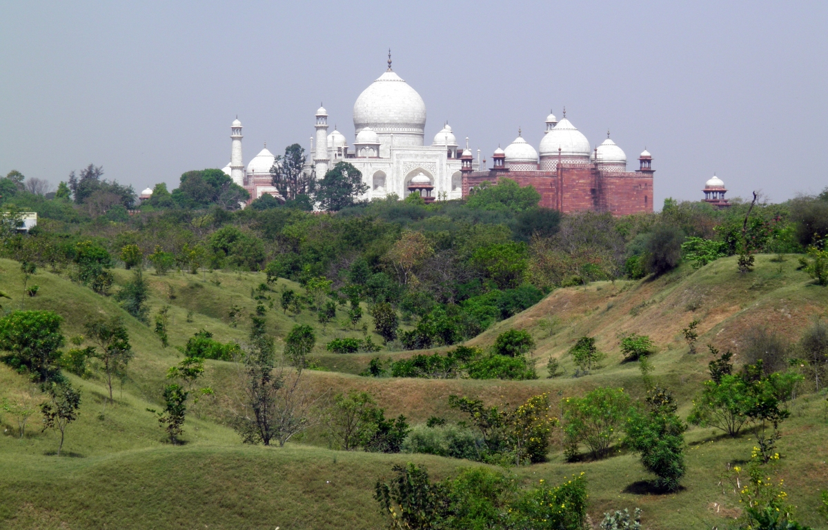 Agra And Taj Mahal Tour From Delhi By Superfast Train