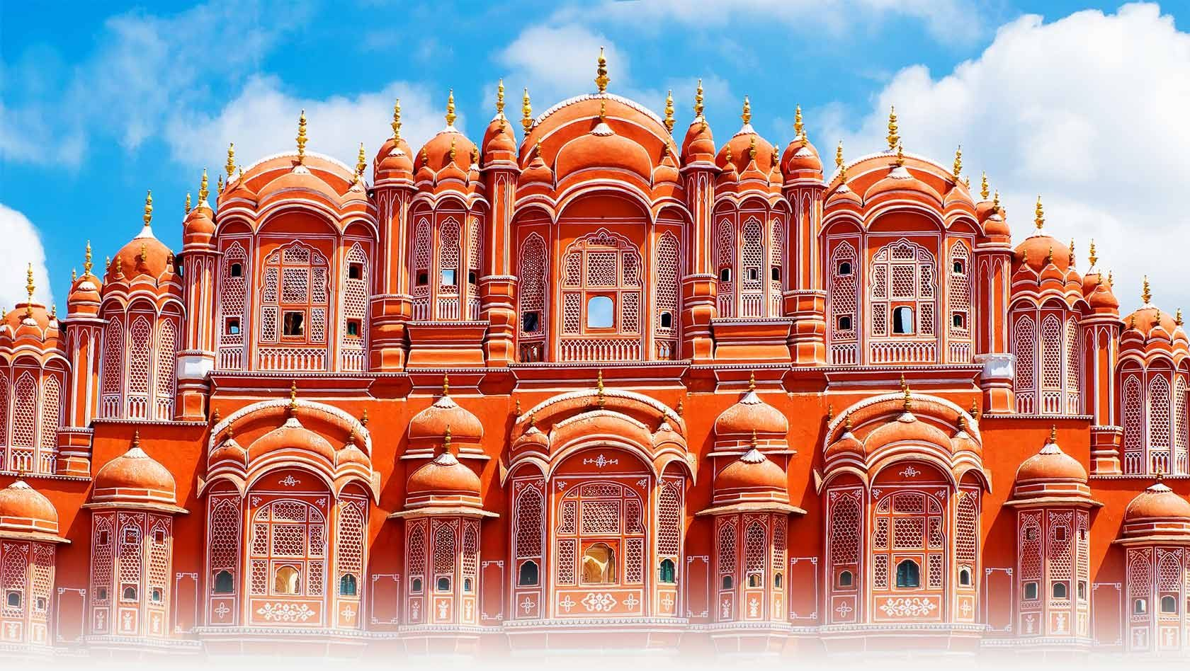 One Day Golden Triangle Tour of Agra and Jaipur from Delhi