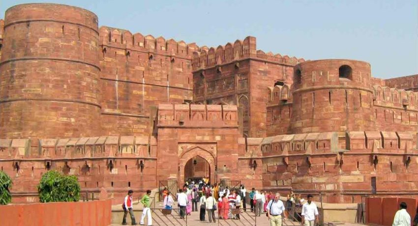 one day agra jaipur tour