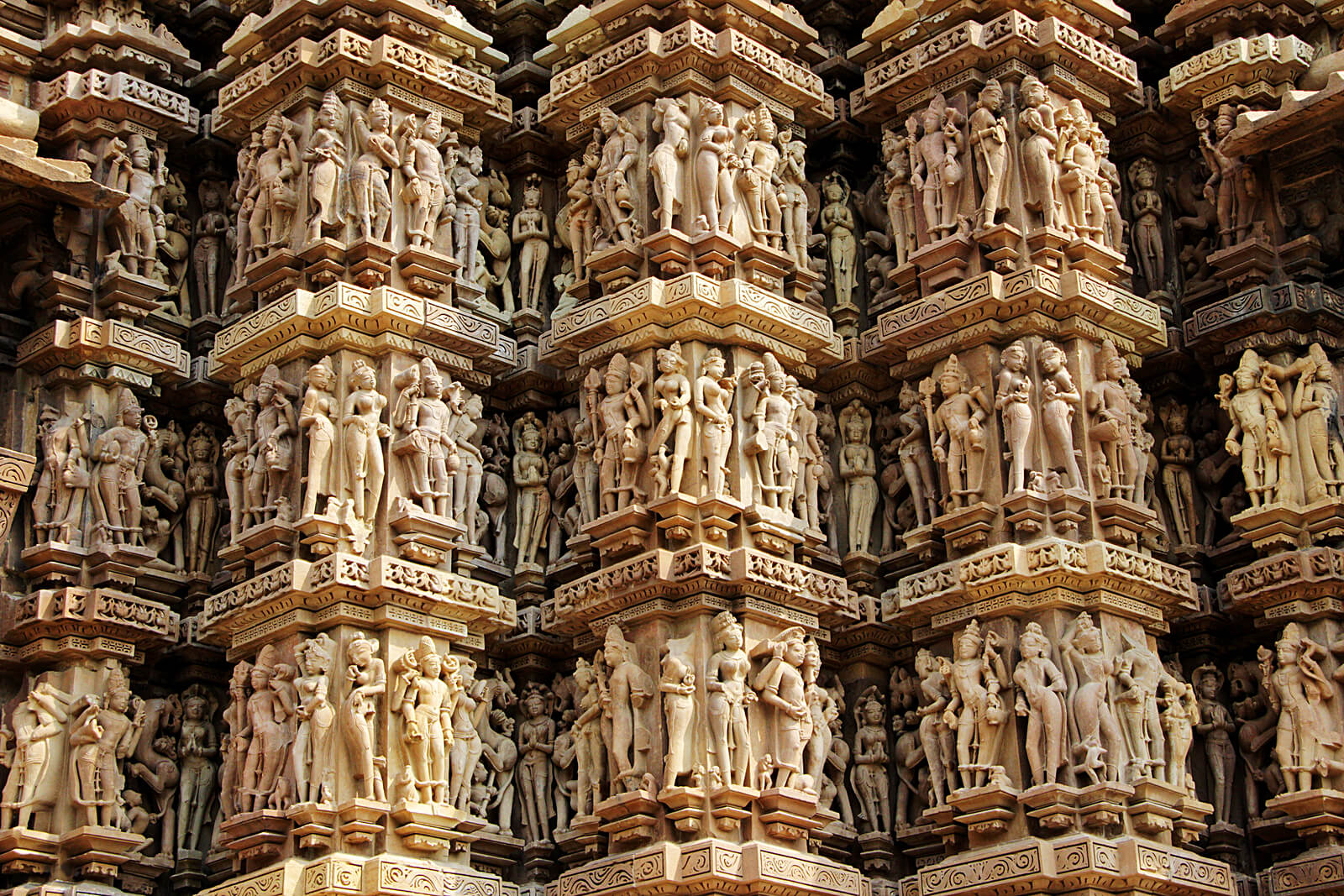 Full Day Khajuraho Sightseeing Tour