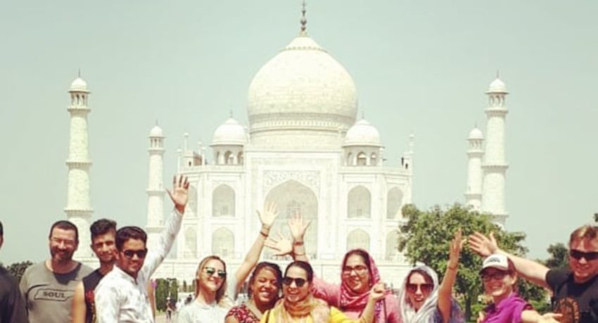 India Tour Guide and Driver