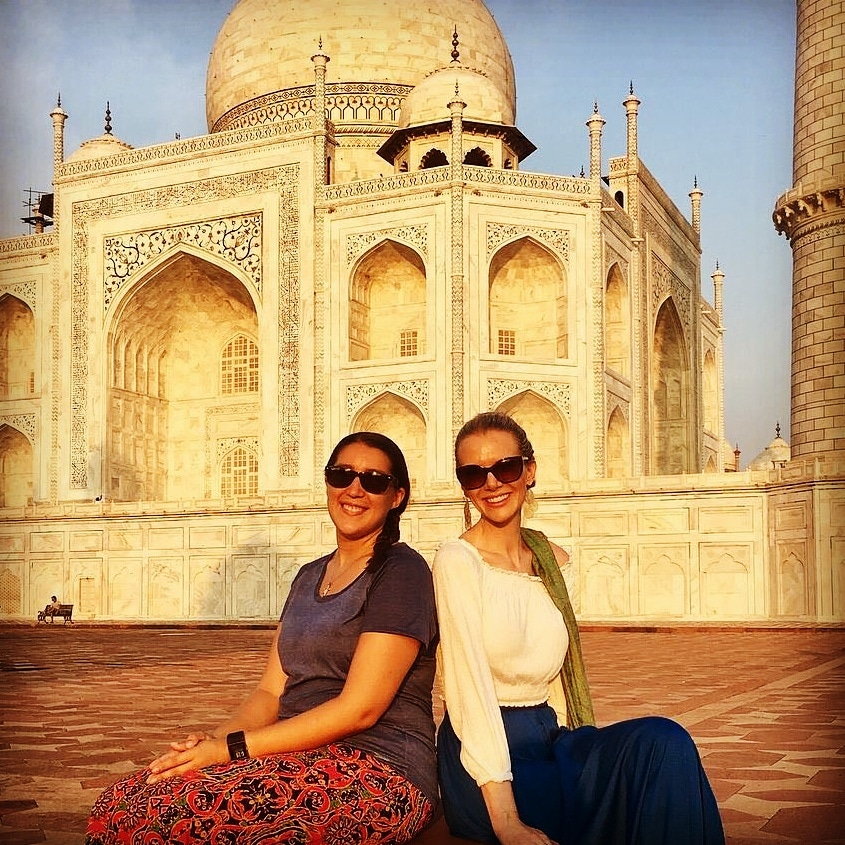 Taj Mahal Tour From Goa