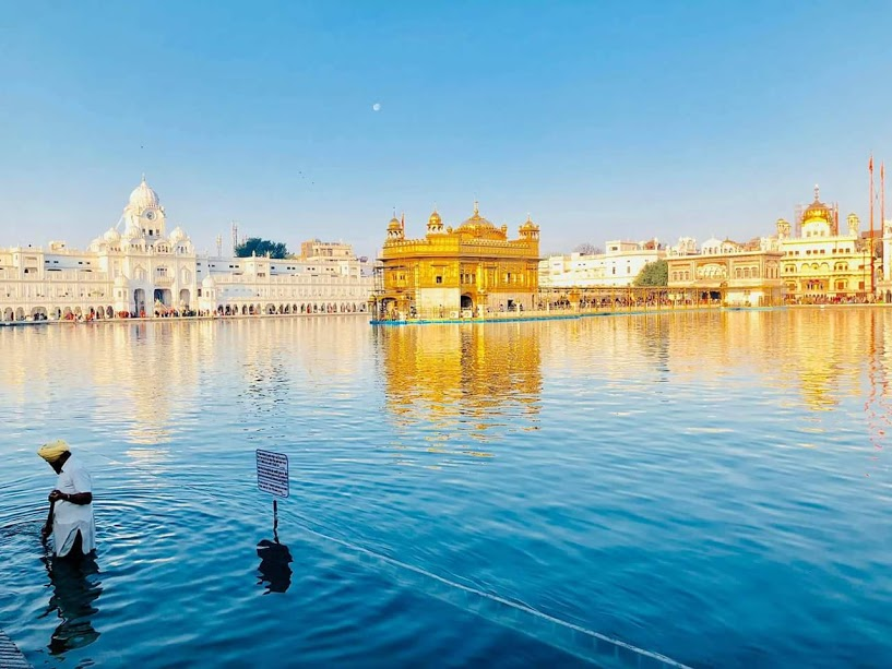 Golden Triangle and Amritsar Tour