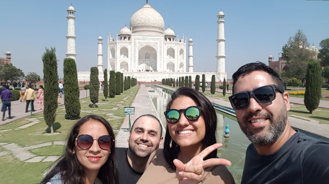 Private Day Trip to Taj Mahal from Delhi