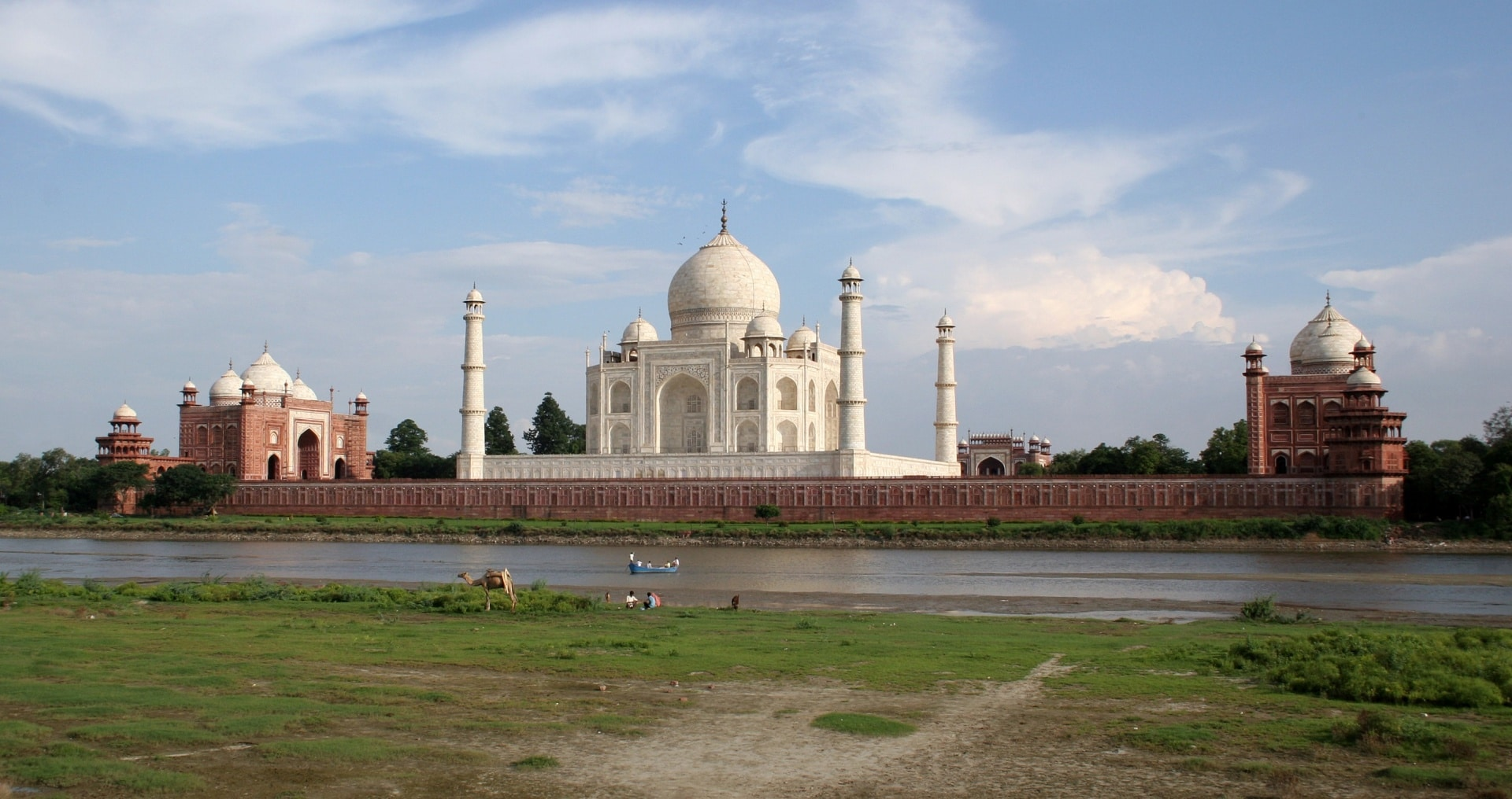 Taj Mahal Trip from Chennai
