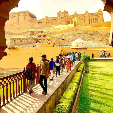 overnight delhi jaipur trip