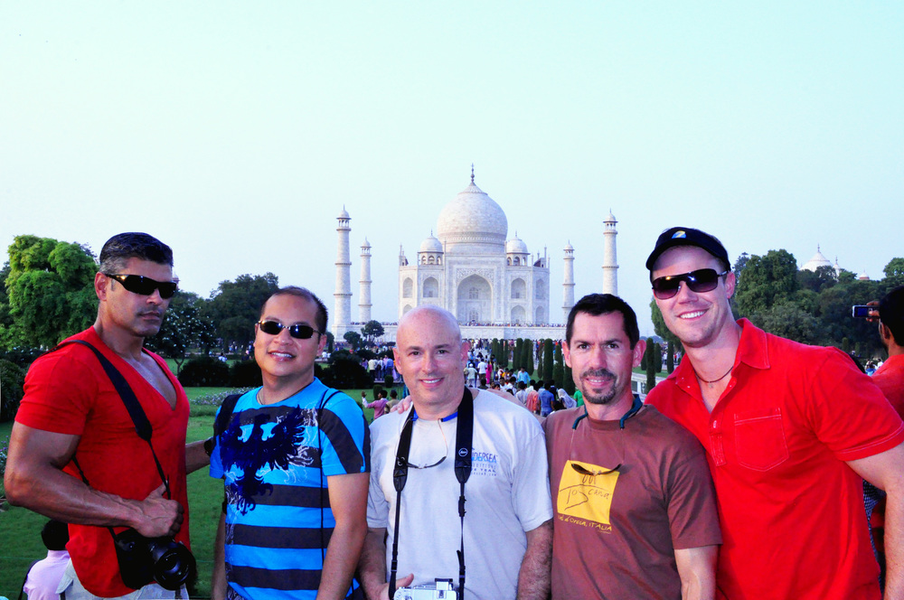 Overnight Trip to Taj Mahal by Private Car
